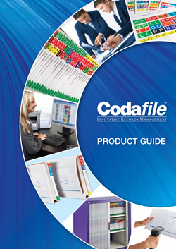 codafile product guide front cover
